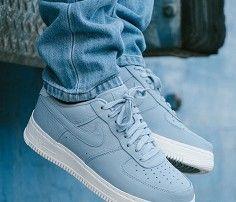 Nike Air Force 1 'Blue Grey/Blue Grey-Sail' | SPORTSWEAR ™