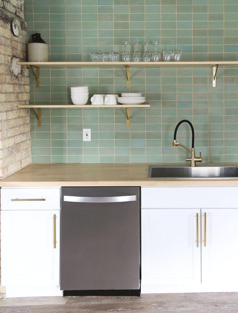 6 ceramic tile ideas for small kitchen