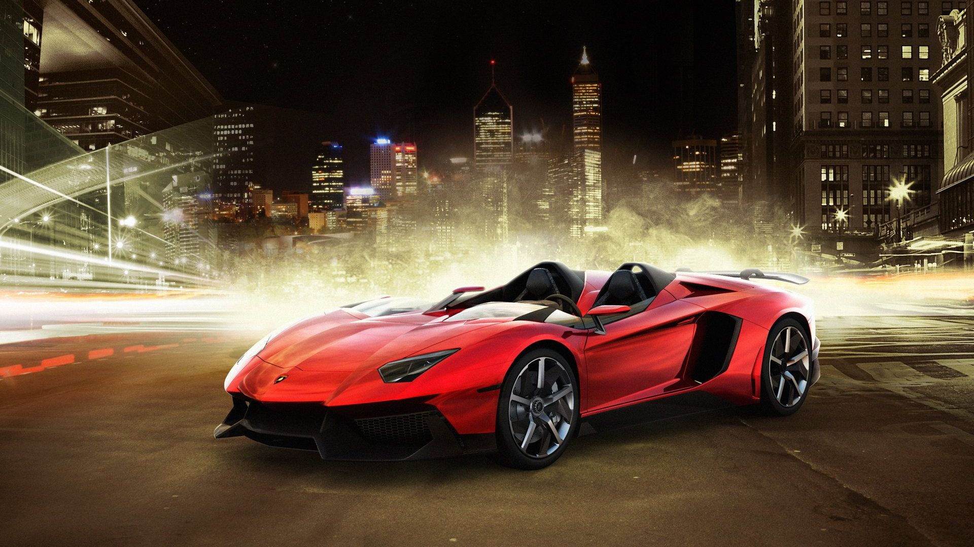 Lamborghini Aventador J HD Wallpaper | 999HDWallpaper