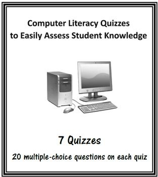 Computer Literacy Quizzes Computer Literacy Computer Basics Computer Knowledge