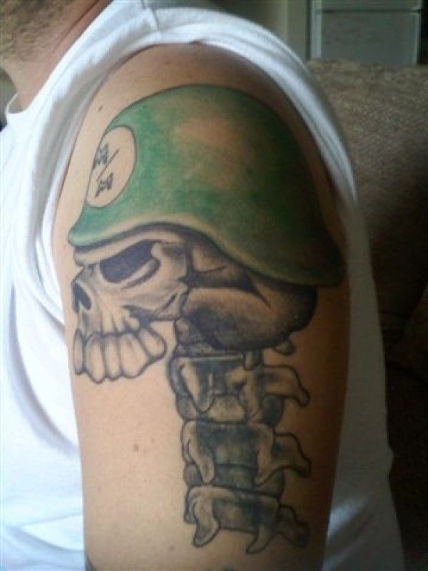 Metal Mulisha Tattoo. | METAL MULISHA | Pinterest