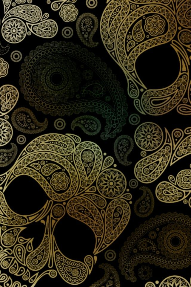Skull Wallpaper For Iphone Ideas De Fondos De Pantalla Fondos