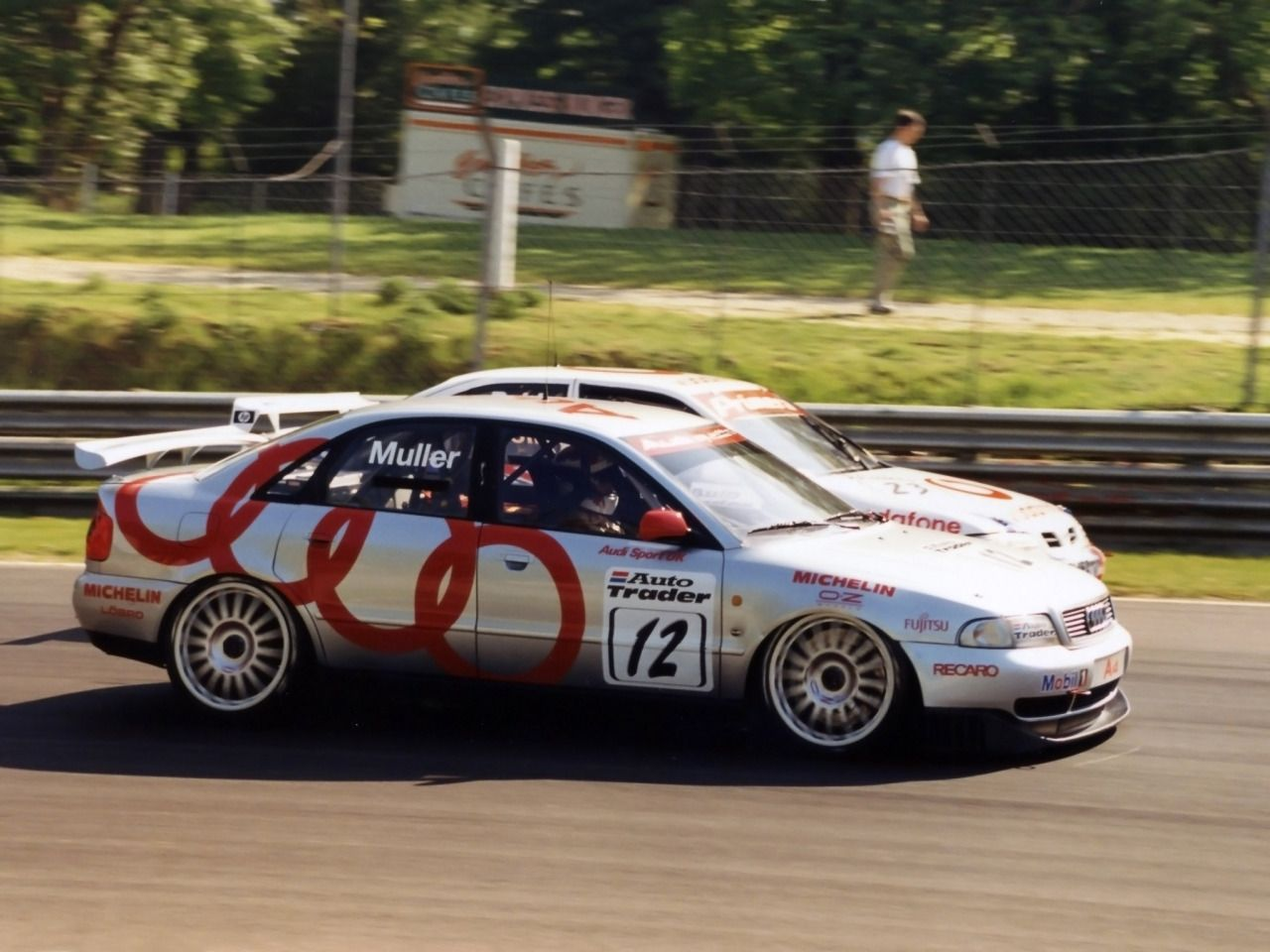 1996 Audi A4 Quattro BTCC