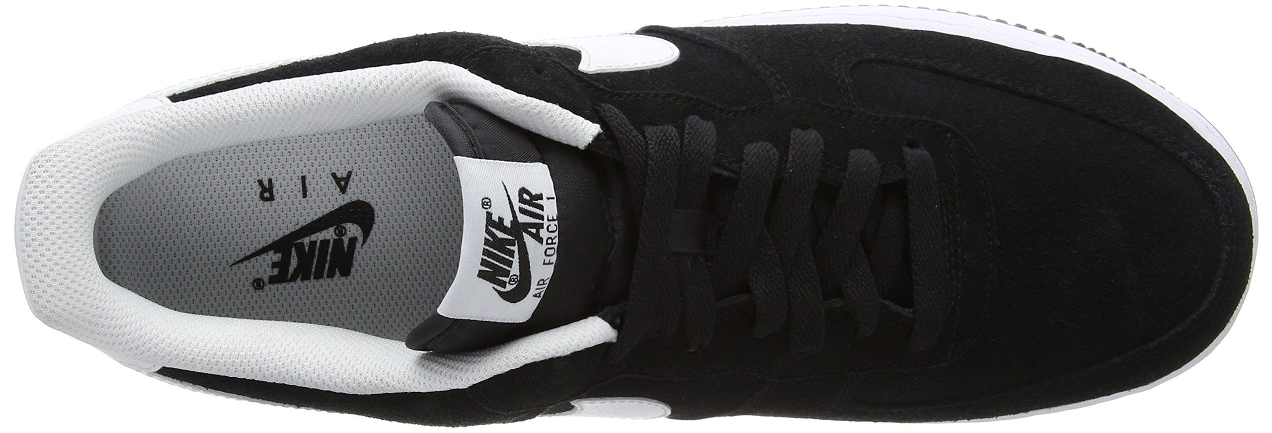 1ef5c69d331c1 NIKE Mens Air Force 1 Low 07 Basketball Shoes Black/White 315122068 ...