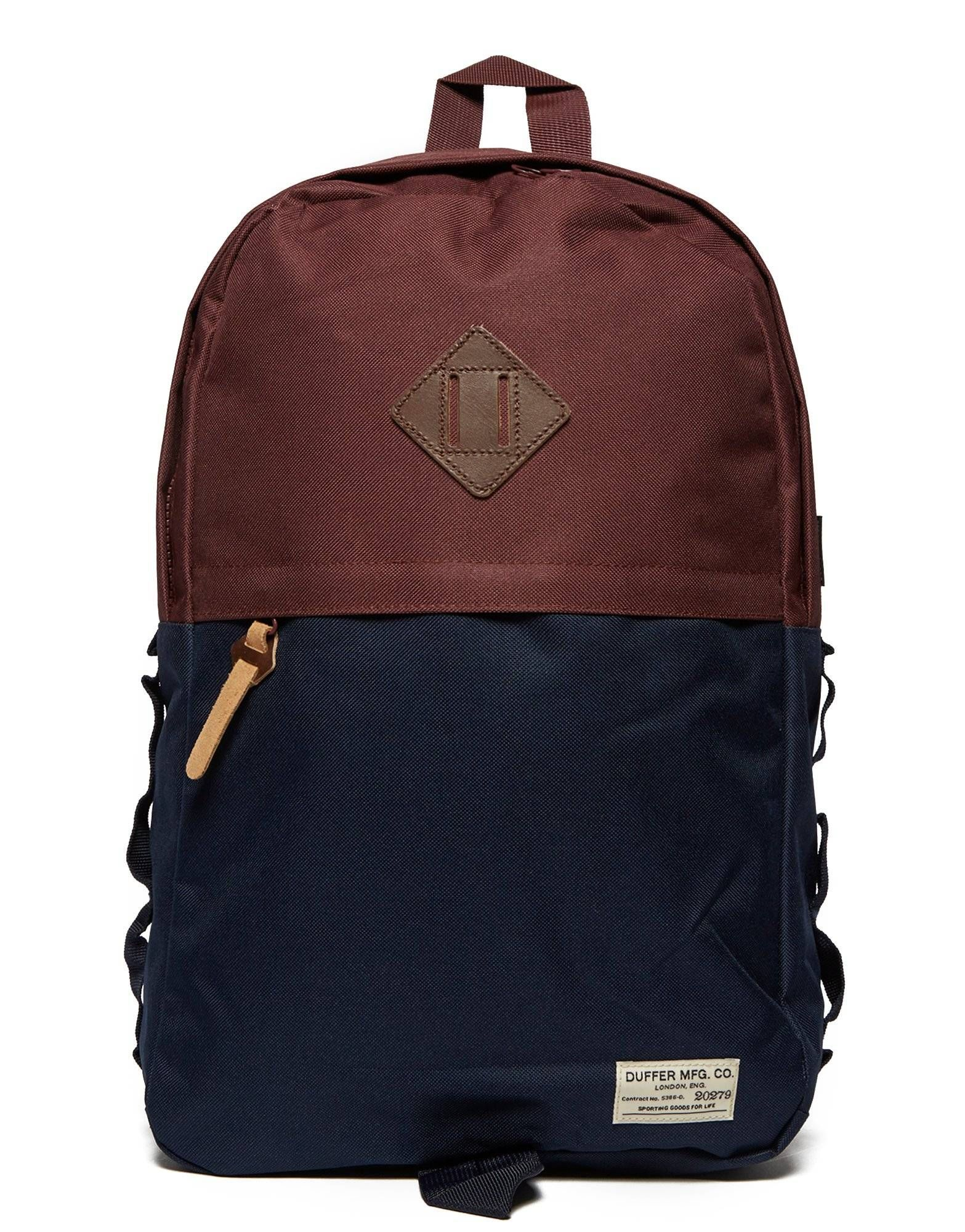 472c7c137a Duffer of St George Lands Backpack - Shoppa Duffer of St George Lands  Backpack online hos JD Sports