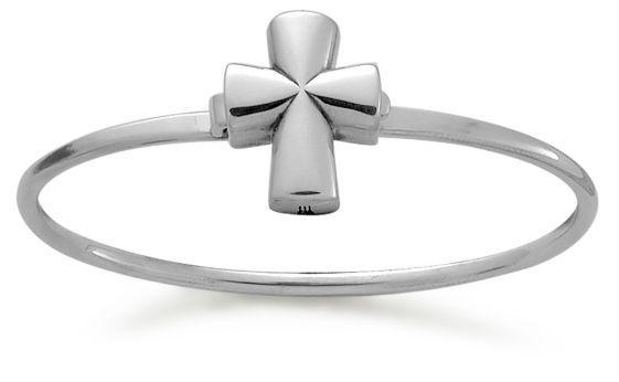 St Teresa Cross Hook On Bracelet James Avery