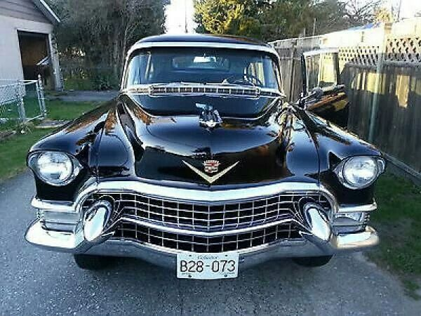 1955 Cadillac Fleetwood Limousine Series 75