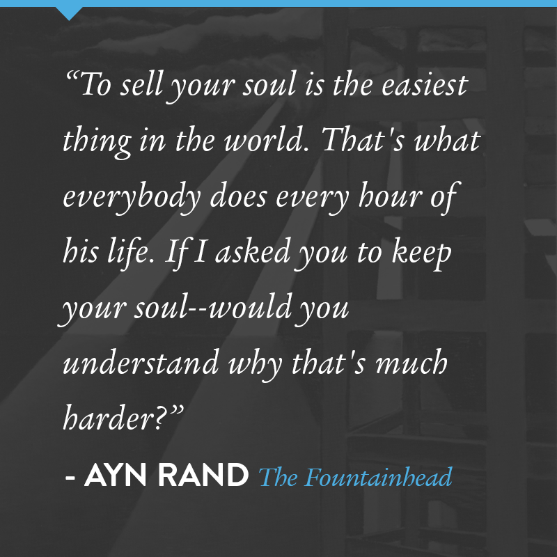 Ayn Rand Quotes On Selfishness