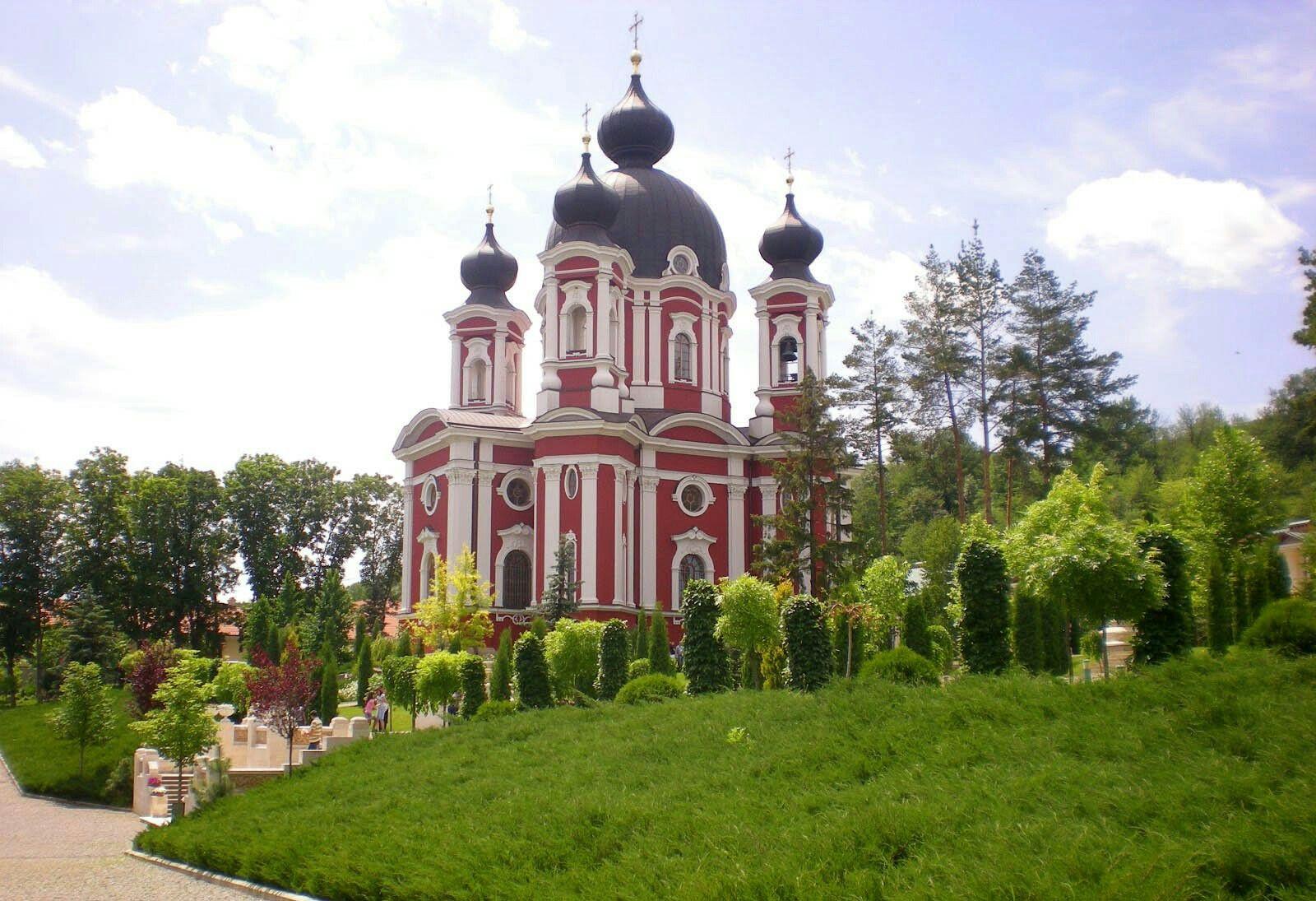 Manastirea Curchi. Monastery in Moldova. | Cool places to visit, Places to  visit, Monastery