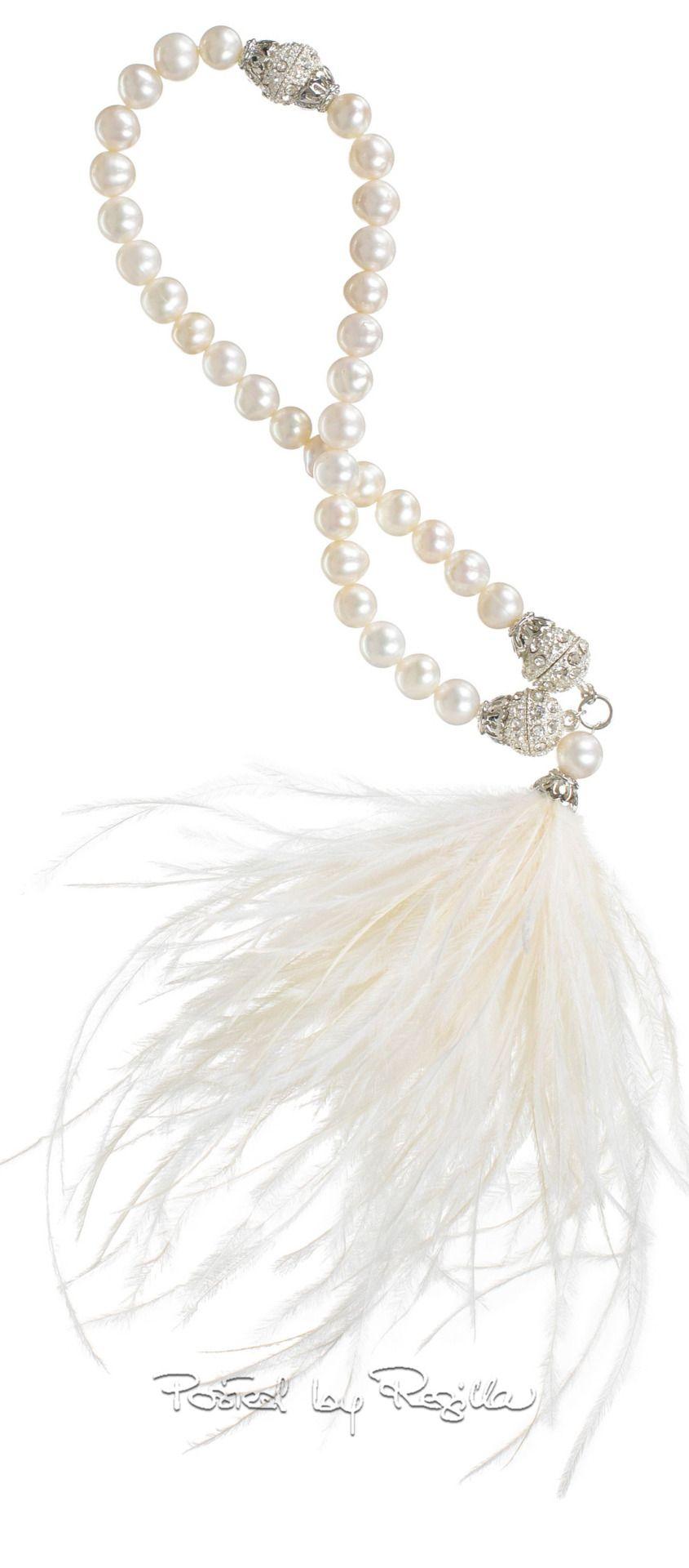 Regilla ⚜maison Esve Colors Amp Pearls Silver Pearls
