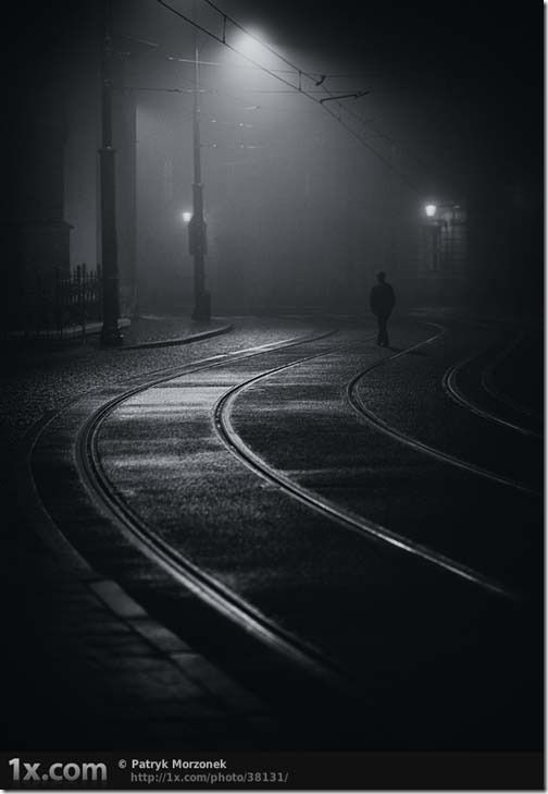 Midnight in Cracow, Photograph by Patryk Moronek