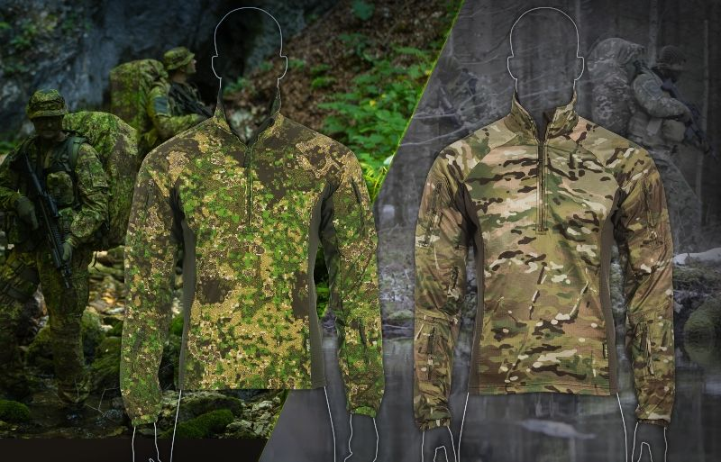 The New Hunter Sweater From Uf Pro Cammes Tactical Gear Gears