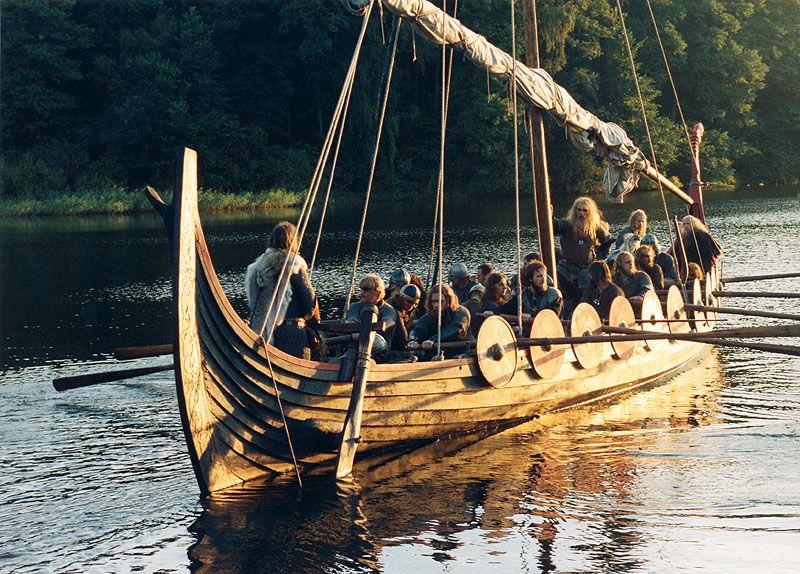 Jerzy Hoffman Film Production Longship Viking Ship Norwegian Vikings