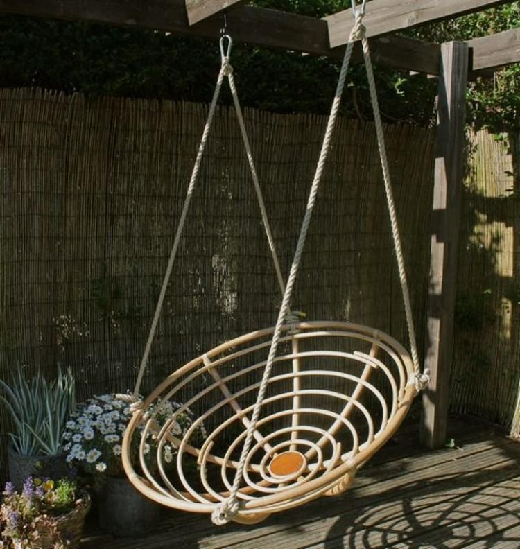 Cozy Hanging Chair Design Ideas For Outdoor Papasan Chair Diy Hanging Chair Hanging Papasan Chair