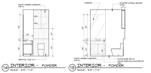 Graphic Standards for Architectural Cabinetry | Bathroom ...