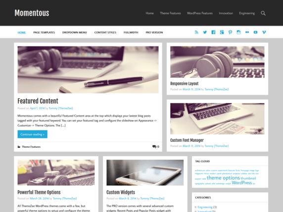 insert text above website wordpress