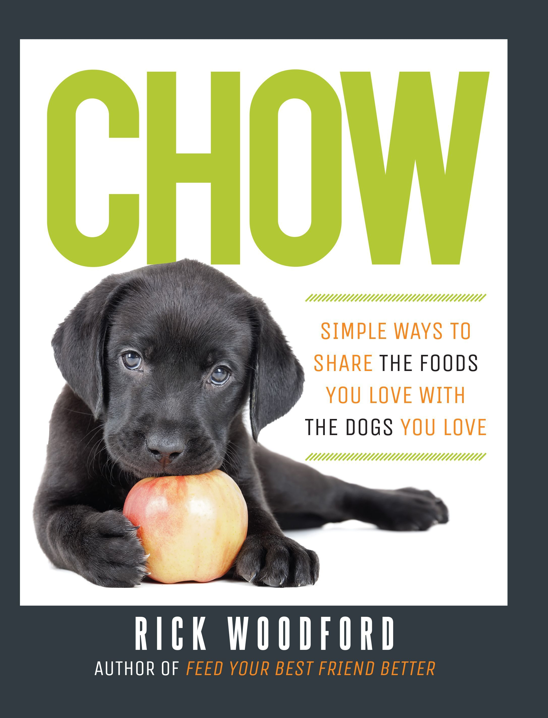 Book Review Chow Simple Ways To Share The Foods You Love With The