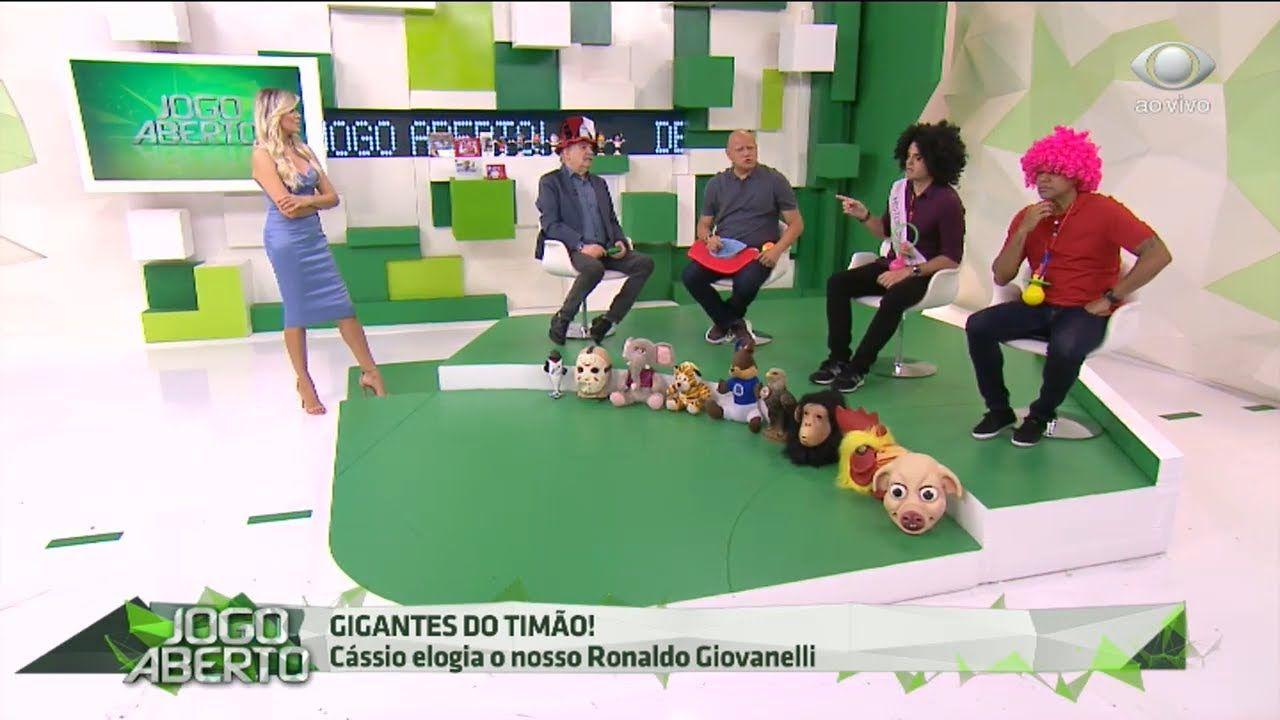 Jogo Aberto 01 03 2019 Parte 2 Jogo Aberto Jogos Ronaldo