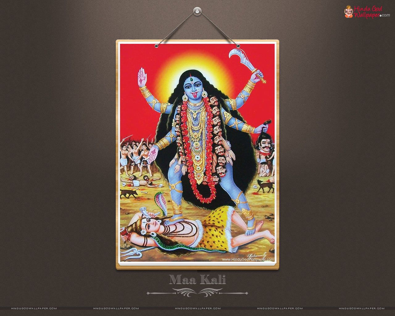 Maa Kali Hd Wallpapers Full Size Download Hindu Gods In 2019