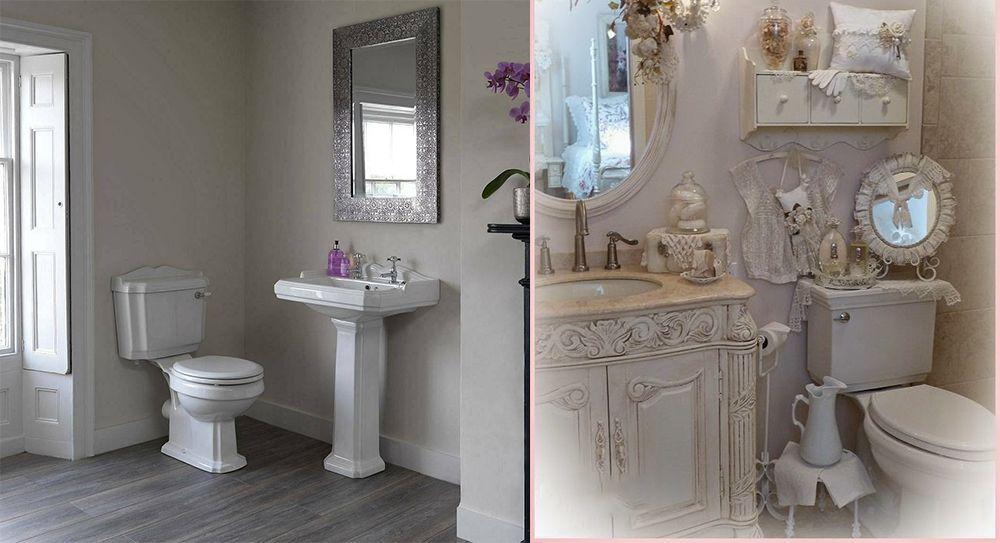 Badezimmer Dekor Ideen Vertraumte Shabby Chic Badezimmer Fur Ihr