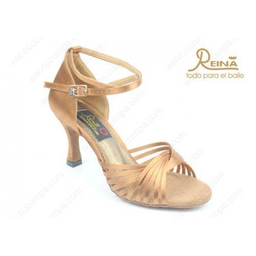 Salsa Gold 2079 - Mujer Sandalias de salsa fabricadas en raso italiano y piedras de cristal. Se fabrican en dos colores y todas llevan el tacón forrado del mismo material. #salsa #mujer #girl #italia #cristal #material #gold   https://www.cucumpa.com/es/salsa/29-salsa-gold-2079-mujer-reina-danza.html