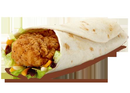Mcdonalds Bbq Snacks Snack Wrap Mcdonalds Food Menu