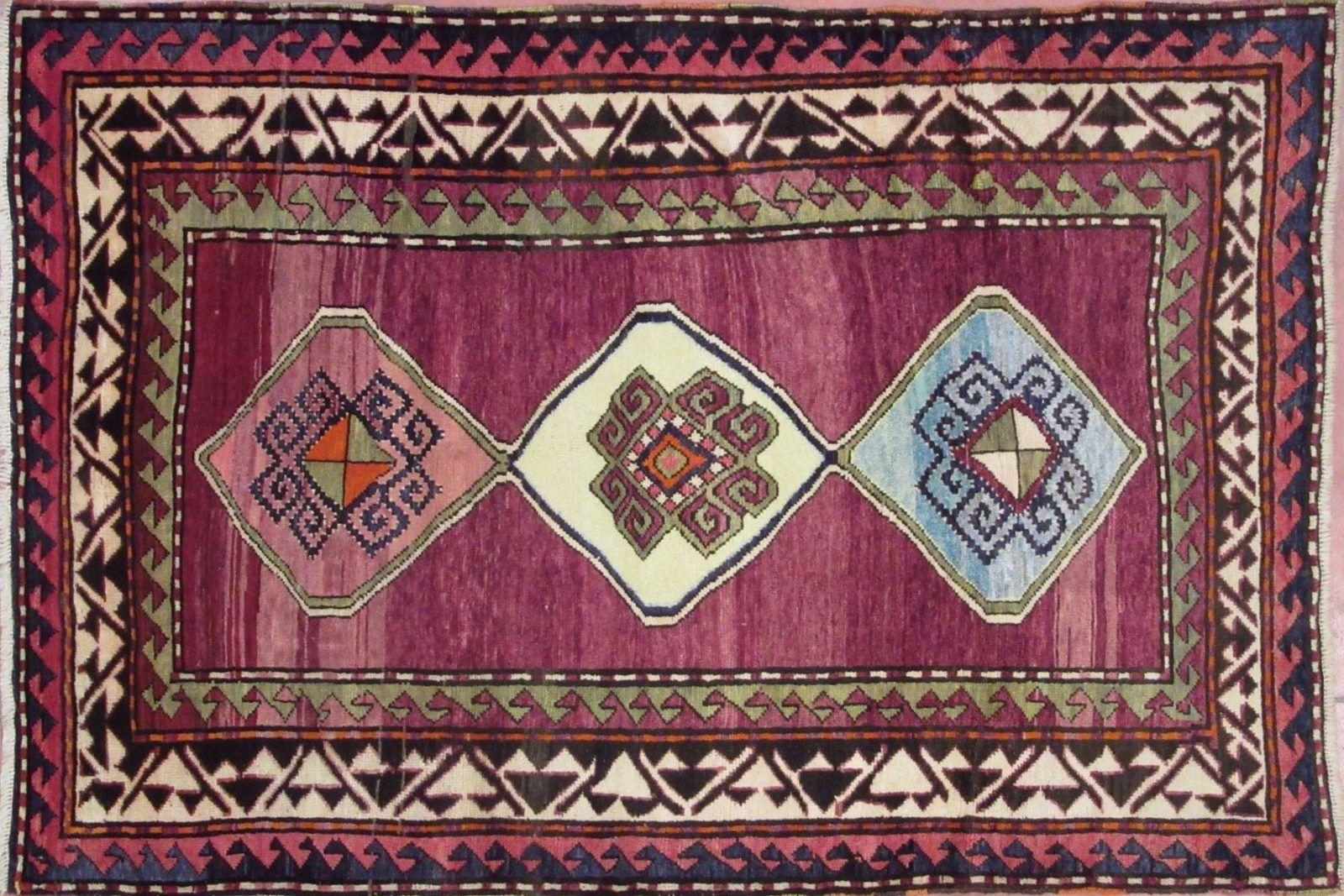 N. 294841 KAZAK ANTICO 200 x 136 cm. Tappeti