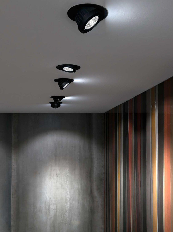 plafond led spots. Black Bedroom Furniture Sets. Home Design Ideas