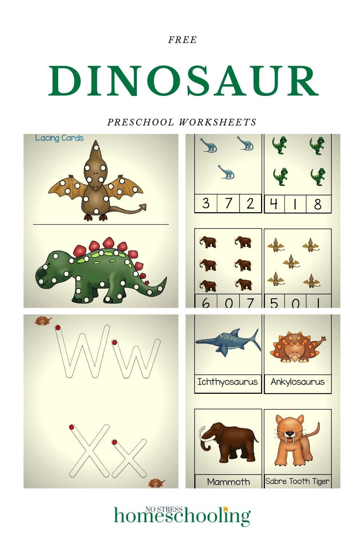 Adorable Dinosaur Preschool Worksheets For Your Kids To Use Dinosaurs Preschool Dinosaur Activities Preschool Preschool Worksheets [ 1500 x 1000 Pixel ]
