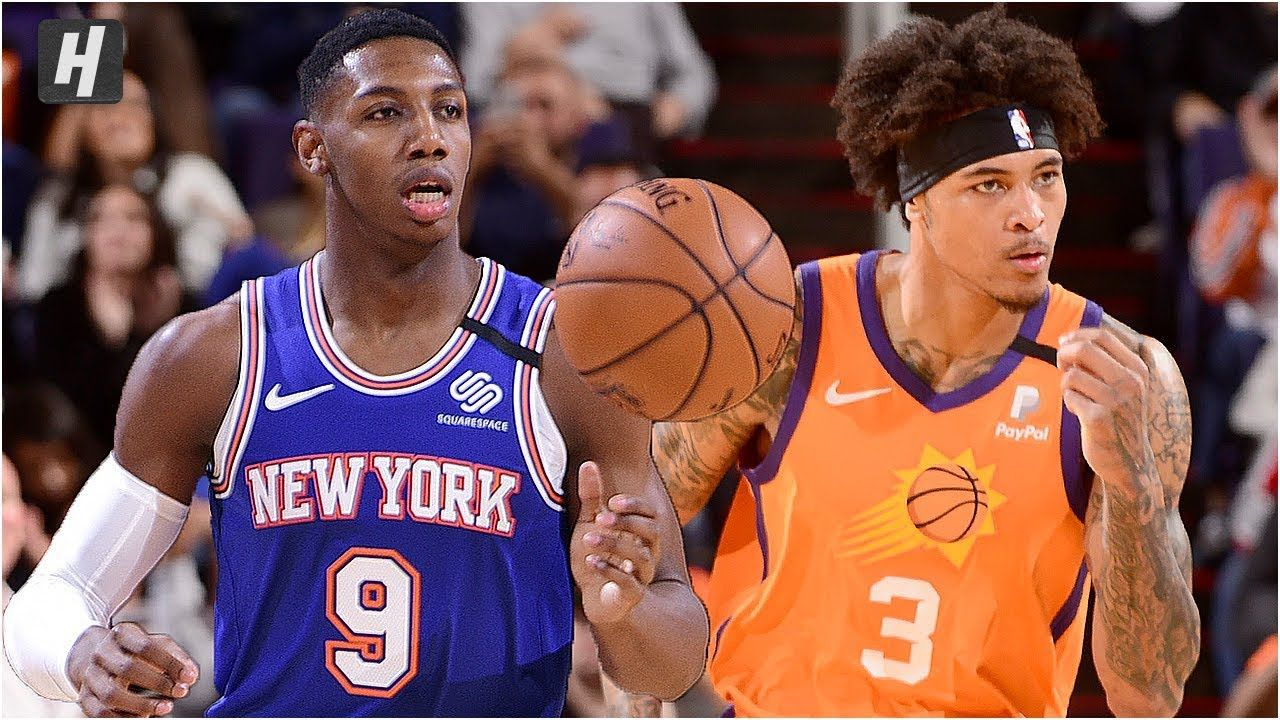 Phoenix Suns vs New York nicks NBA Free Pick Thursday