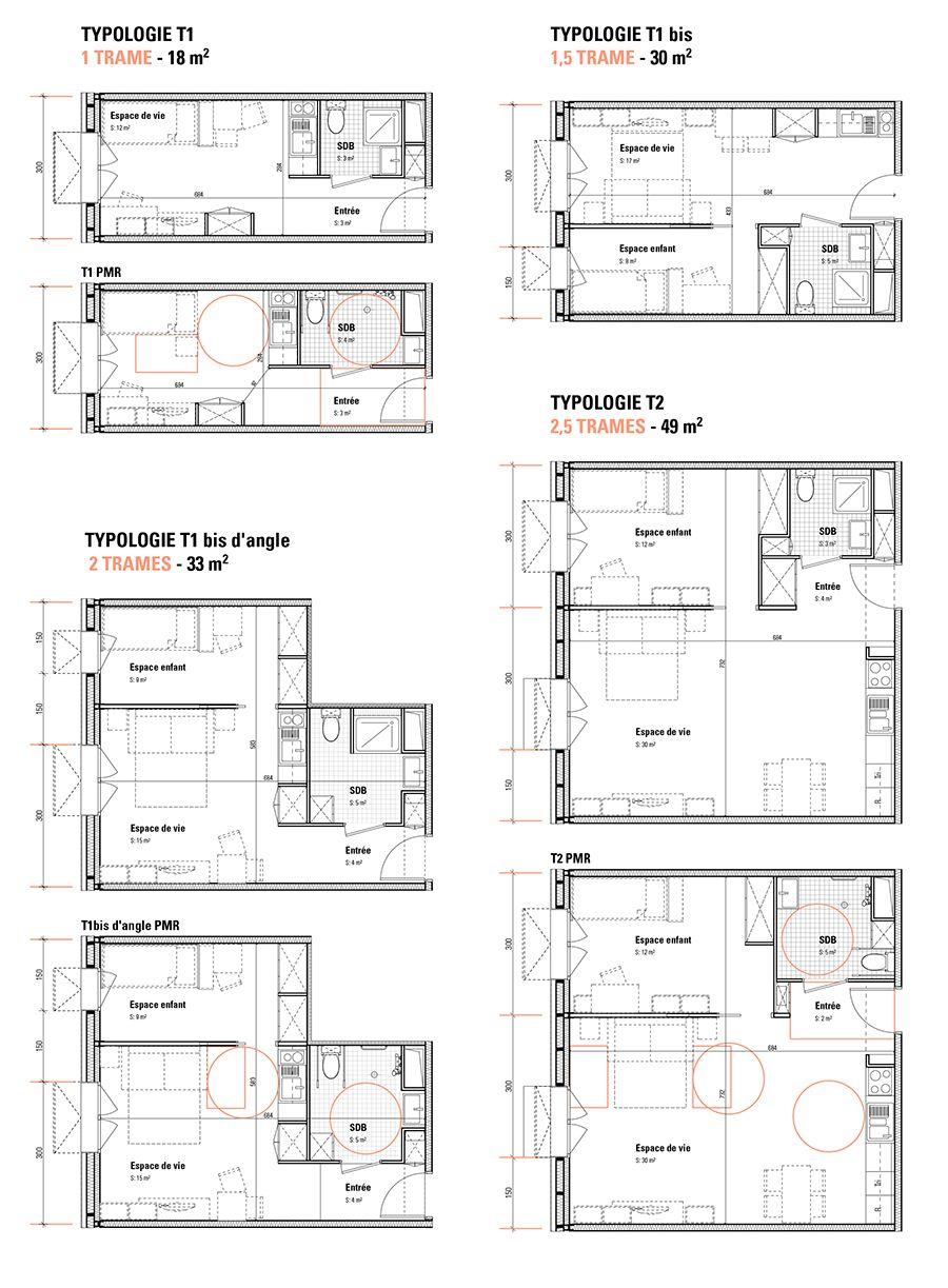 24++ Plan d appartement t2 trends