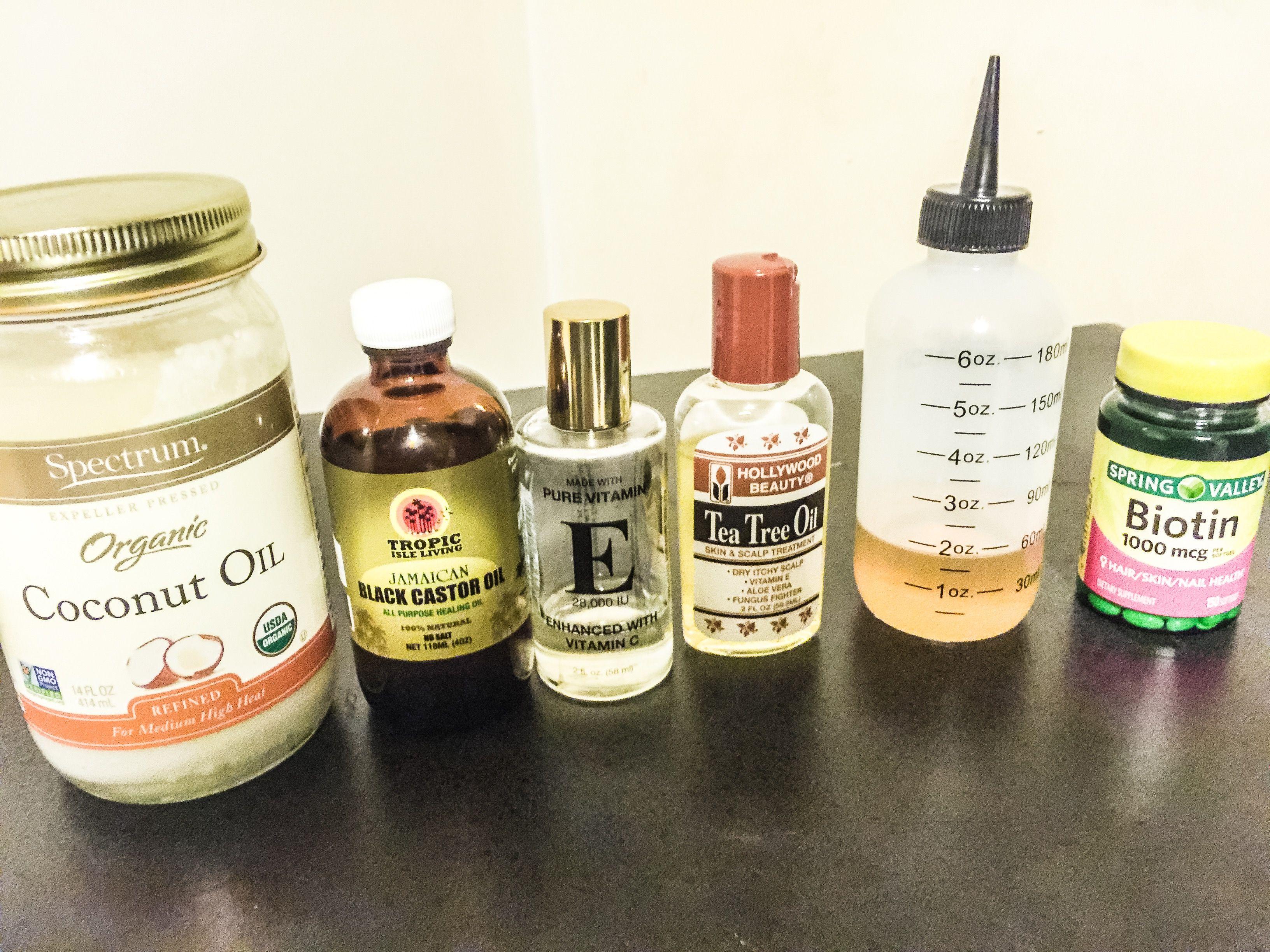 photo DIY Coconut And Tea Tree Oil Night Moisturizer
