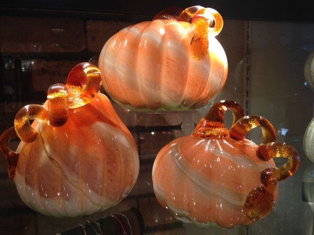 Orange&White combo Pumpkins And Gourds