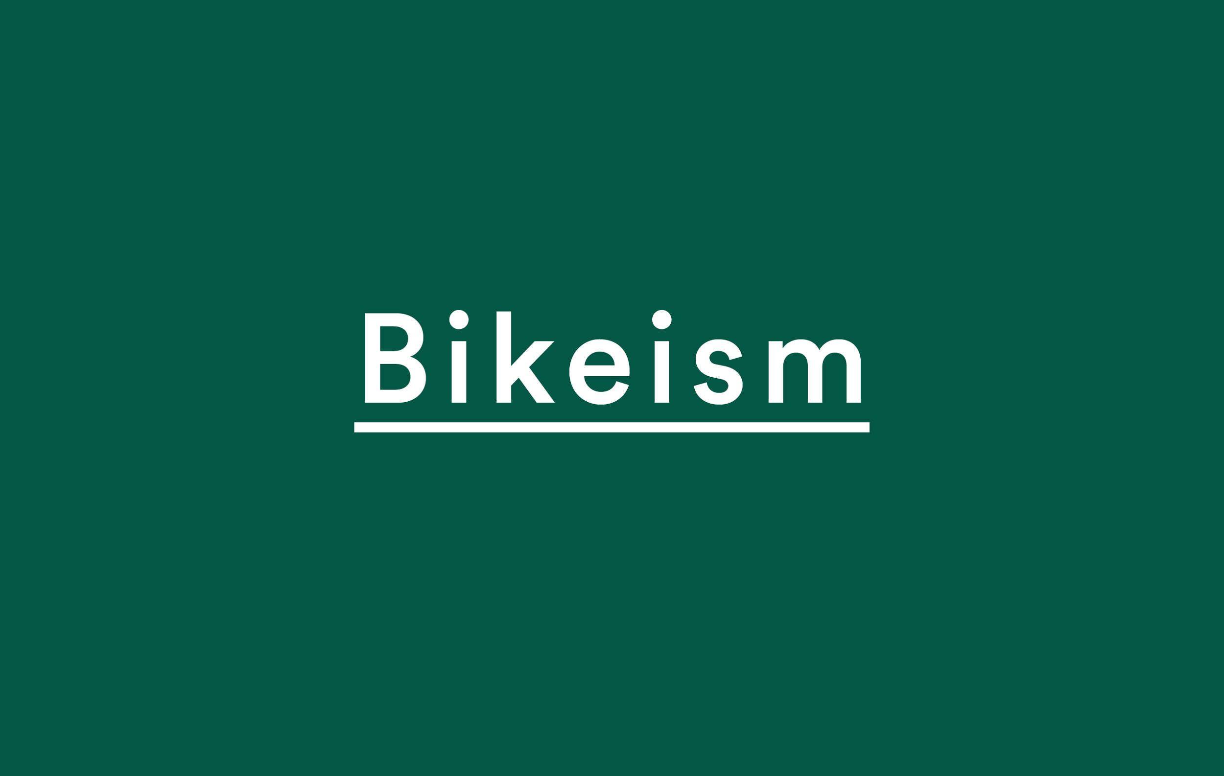 BIKEISM - viviholtfodt.com