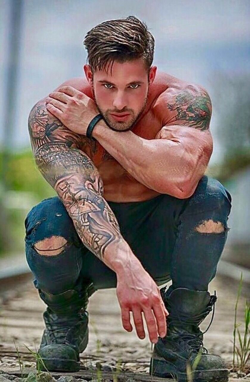 Dylan beau johnny latin muscle
