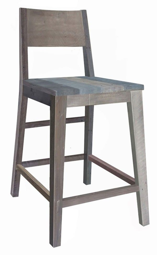 Classic Home Furniture Omni Counter Stool Storm
