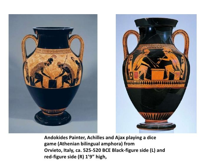 Image Result For Andokides Bilingual Vase Black Figure Vase Orvieto
