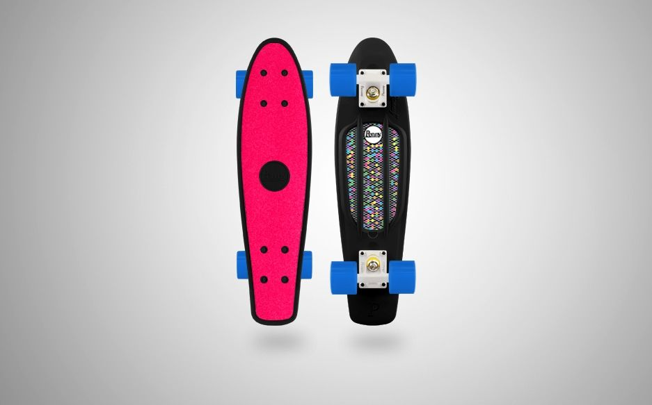 how to drive a penny board