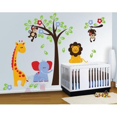 Vinilos decorativos para bebes decoracion photo 5 - Decoracion bebes vinilos ...