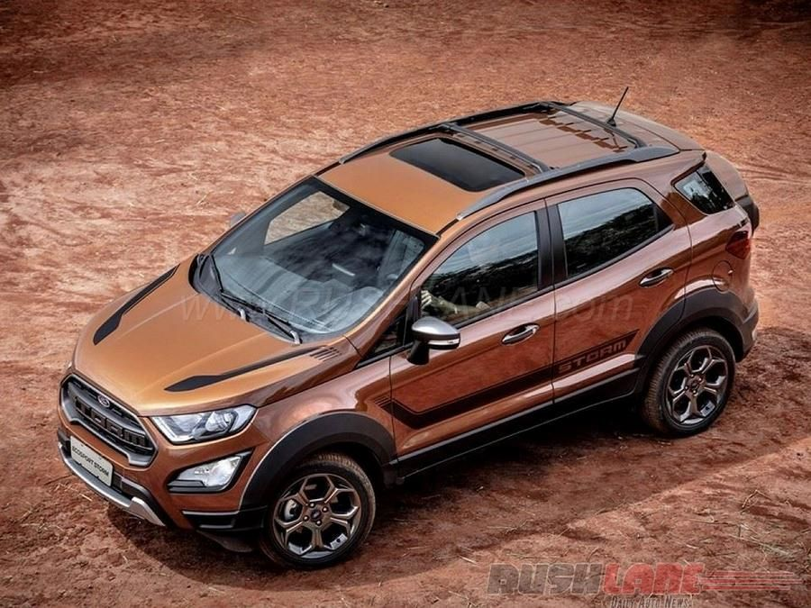 New Ford Ecosport Storm 4wd Launched In Brazil Ford Ecosport Ford Car Ford