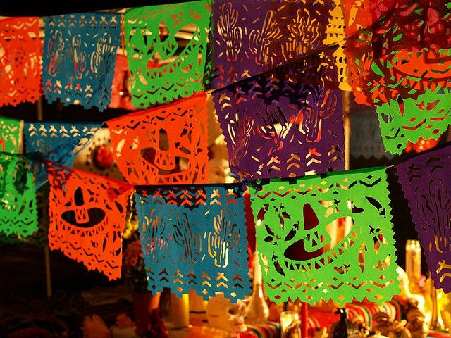 mexican paper decorations mexican independence day