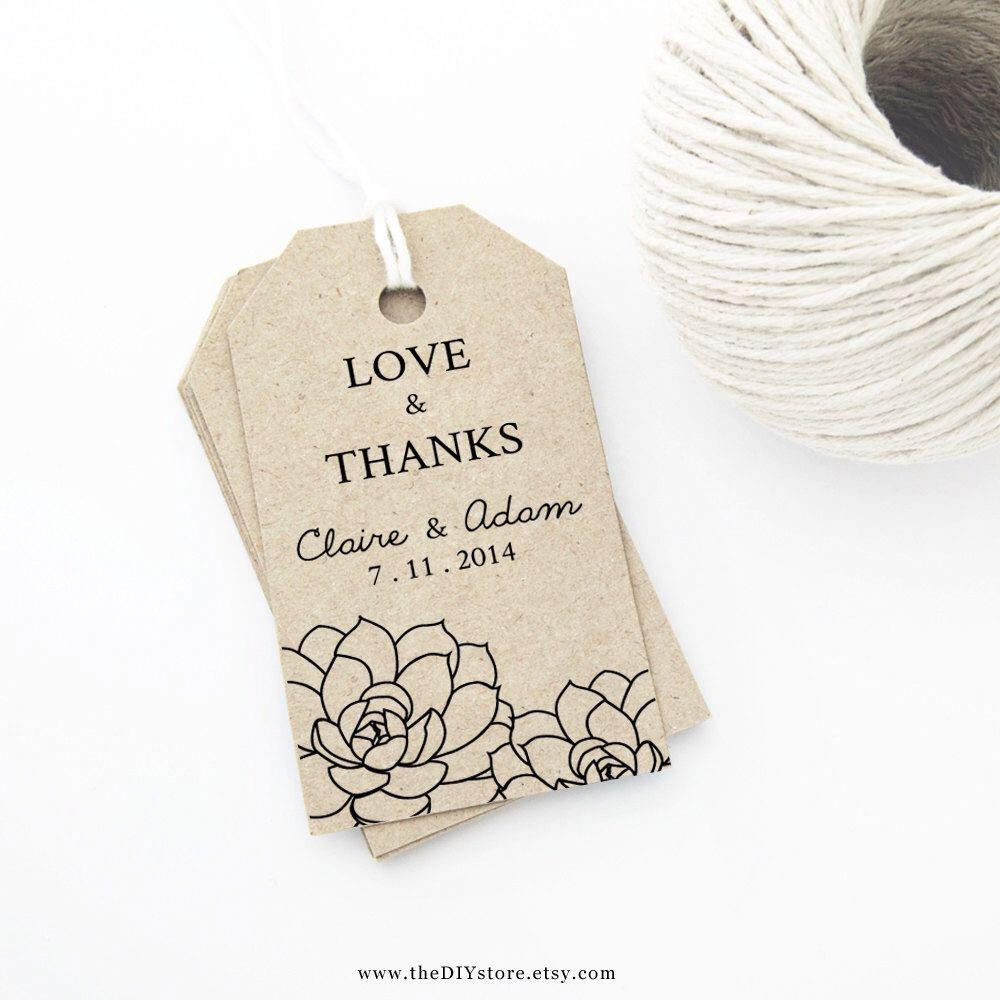 Pin by Carmela Risquet on Gift Ideas | Pinterest | Wedding labels ...