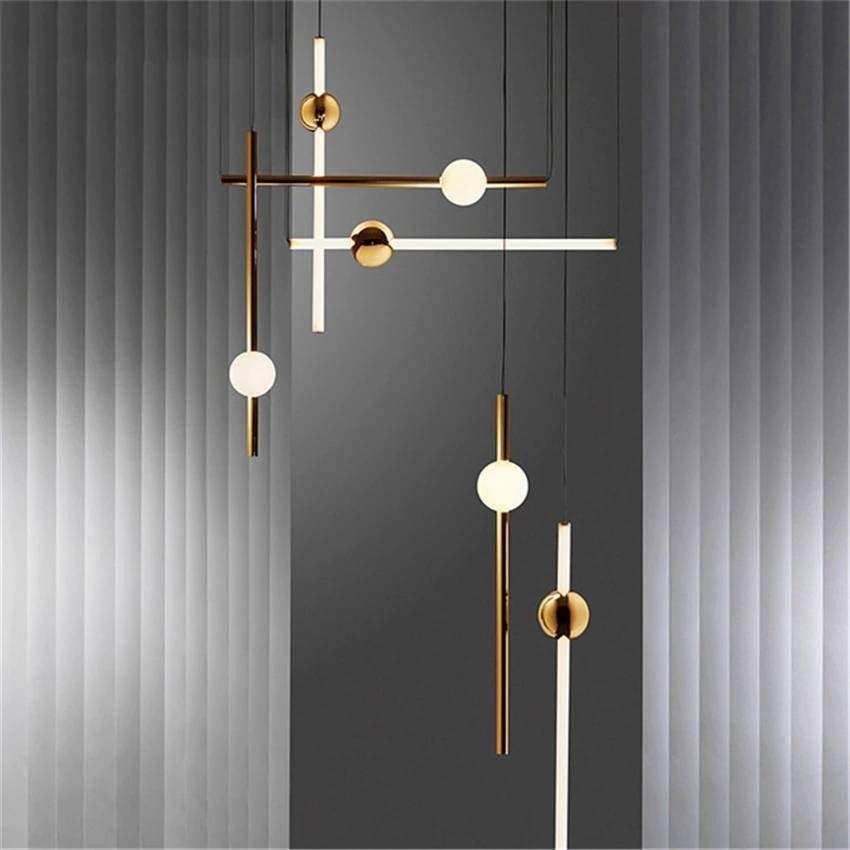Nordic Led Pendant Lights Lighting Loft