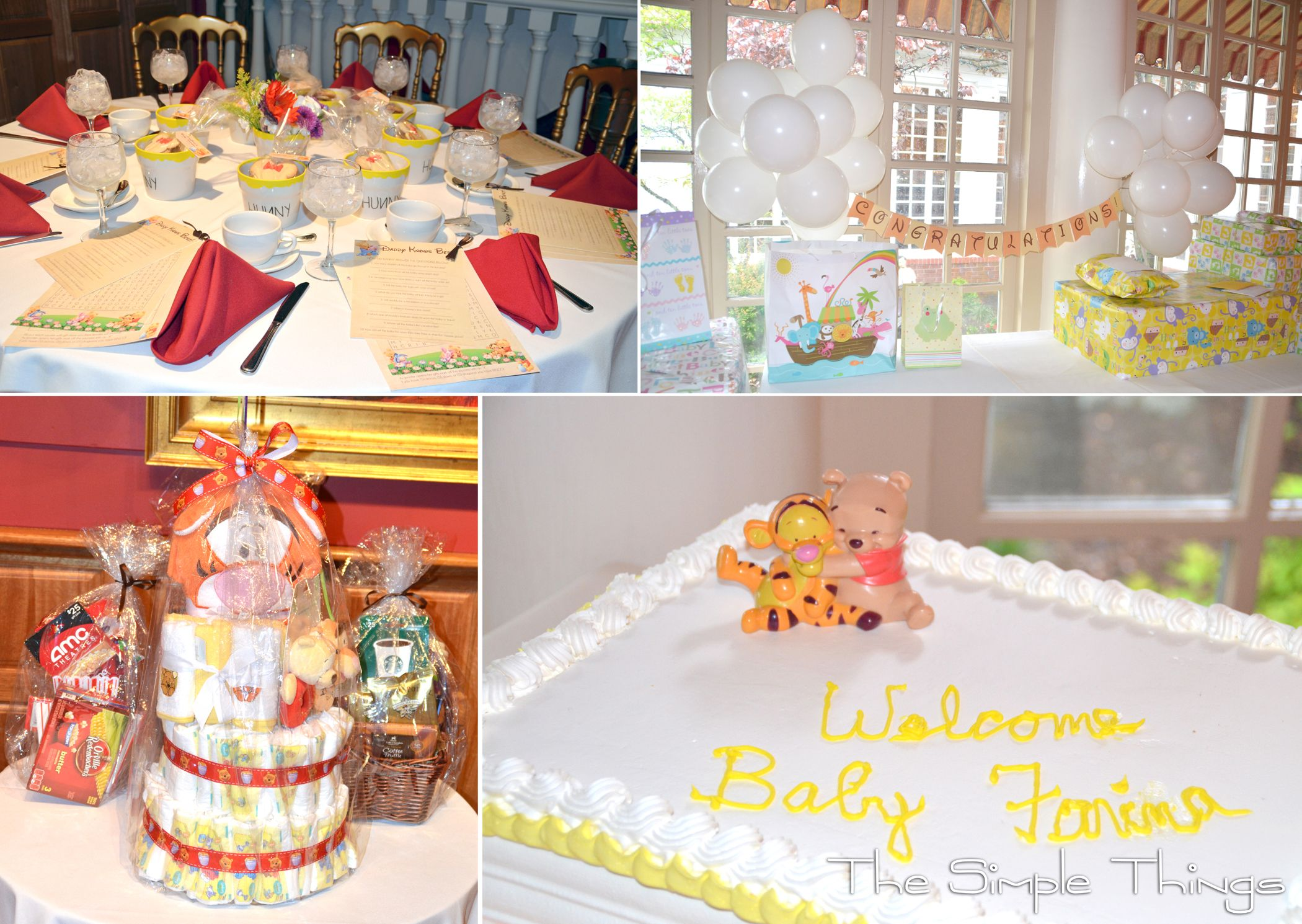 Lovely Baby Winnie The Pooh Baby Shower Games   Google Search