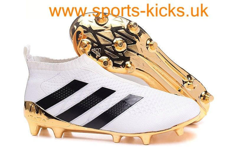 f88435771 adidas Kids ACE 16+ Purecontrol FG Football Boots for £69.47 | sports kicks