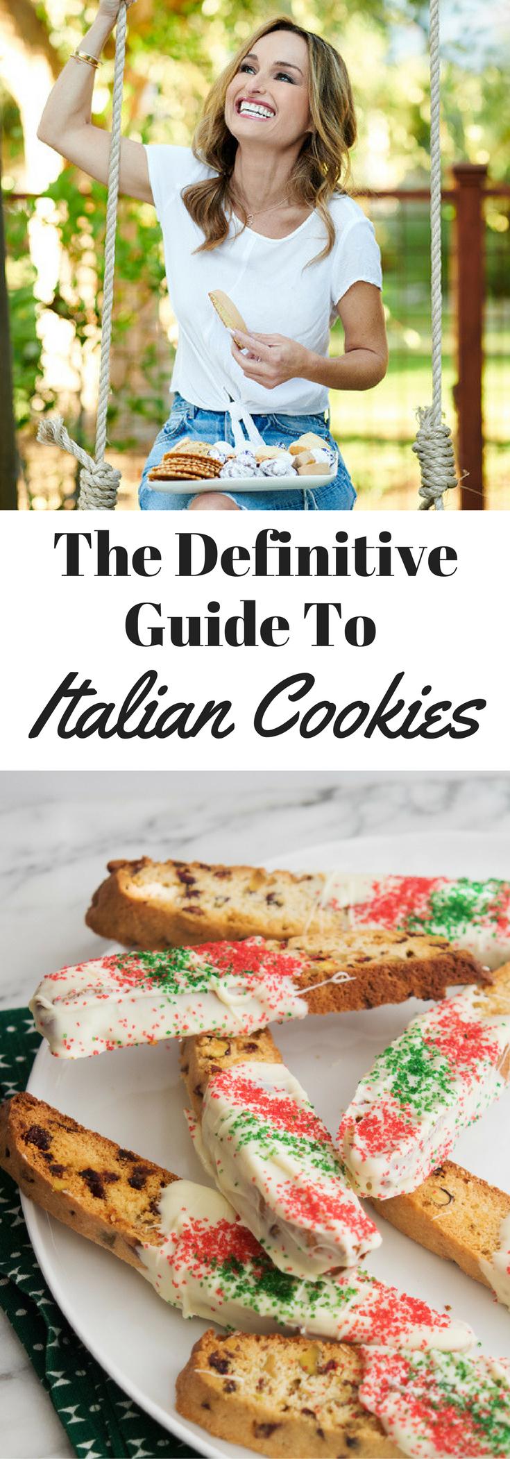 Italian Christmas Cookie Recipes Giada.The Definitive Guide To Italian Holiday Cookies Giadzy