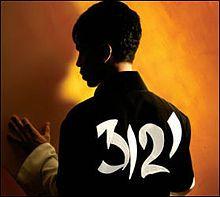 Prince - Album Cover 2006 - 3121