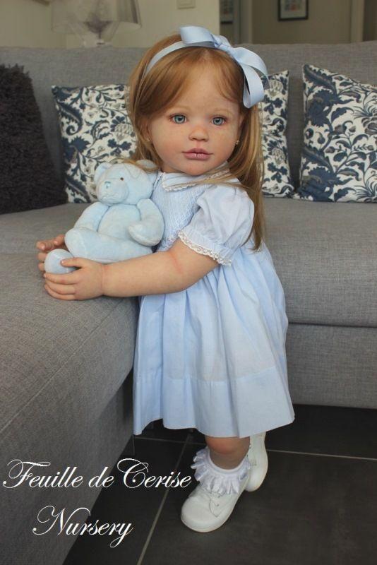 kassandra reborn toddler fille reborn toddler. Black Bedroom Furniture Sets. Home Design Ideas