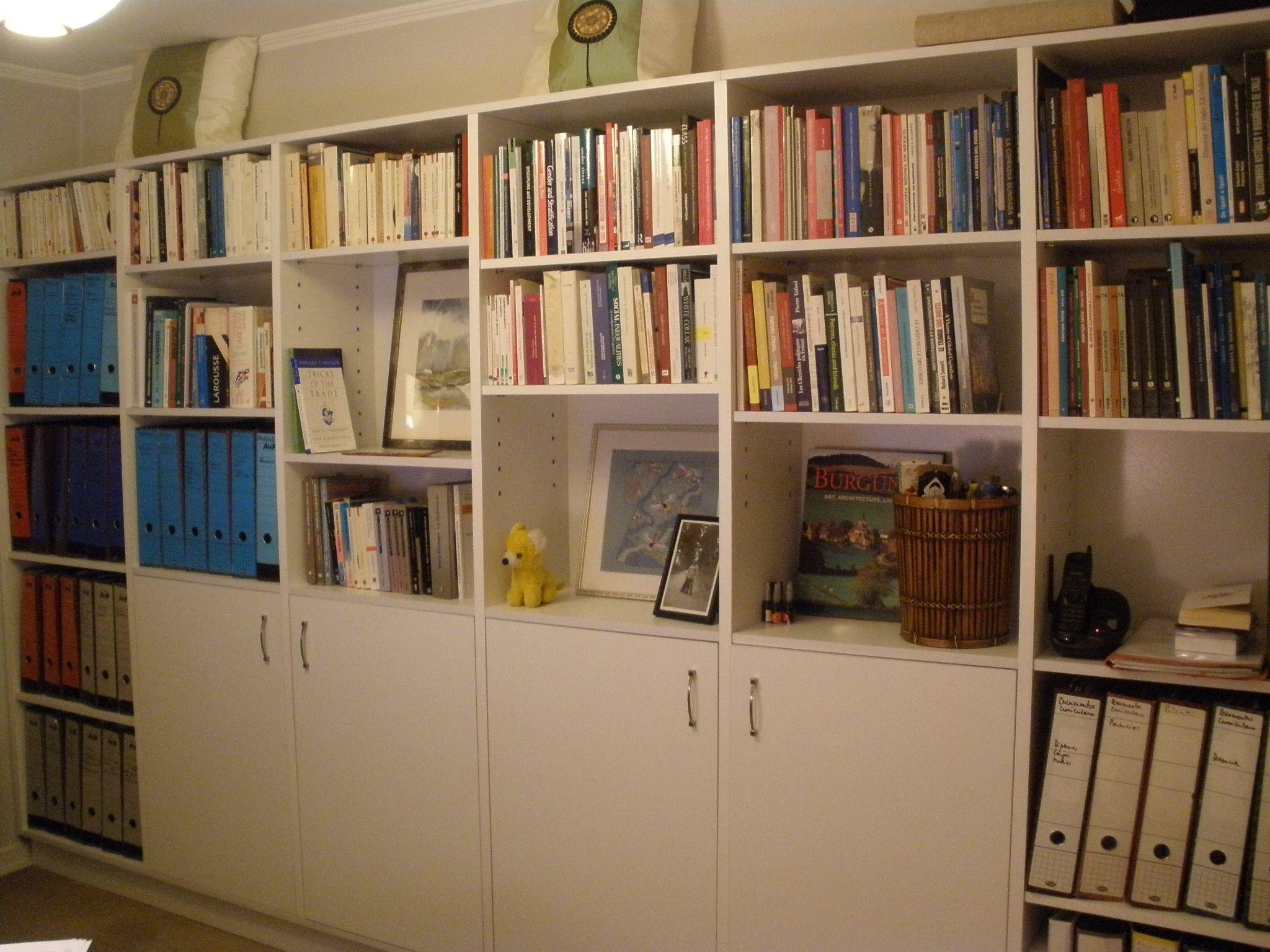 Mueble Biblioteca Melamina Engrosada Para Guardado Y Exhibicion De  # Muebles Melamina Rosario