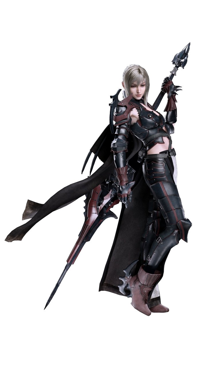 Final Fantasy Xv Aranea Highwind New Favorite Anti Hero It S A
